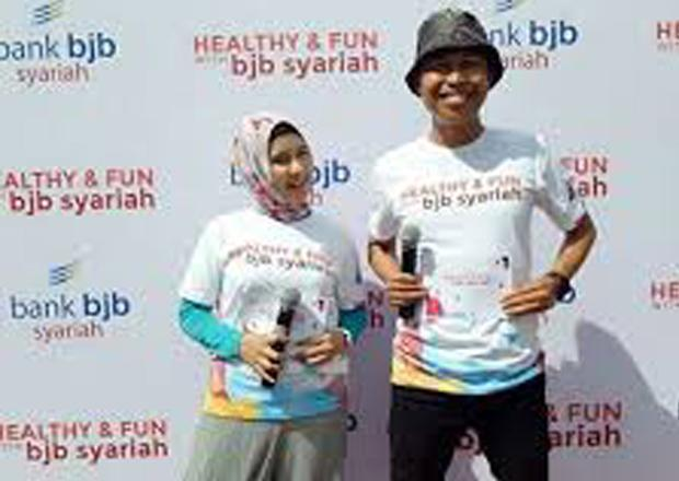 Healthy and Fun with Bank BJB...